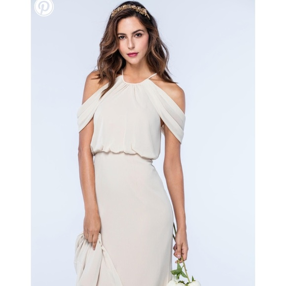 Brand New Unaltered Watters Bridesmaid Gown   Poshmark